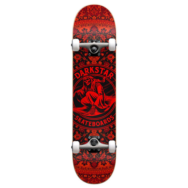 Darkstar Magic Carpet Red Yth 7.375