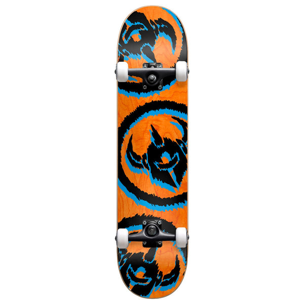 Darkstar Dissent Prm Orange Complete 7.875