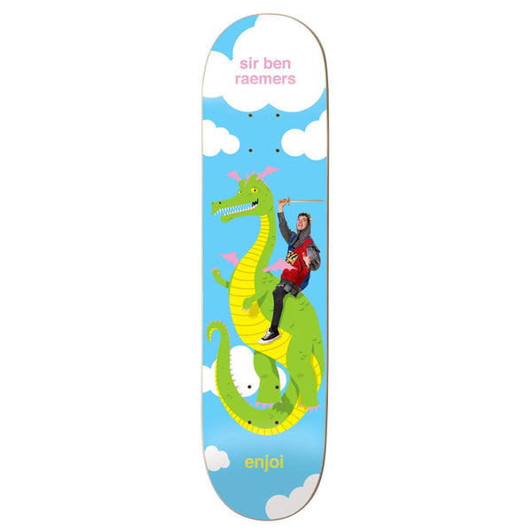 Enjoi Giddy Up Raemers R7 8.25