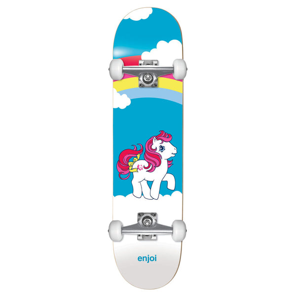 Enjoi My First Pony Blue 6.75 Soft Top Resin Complete