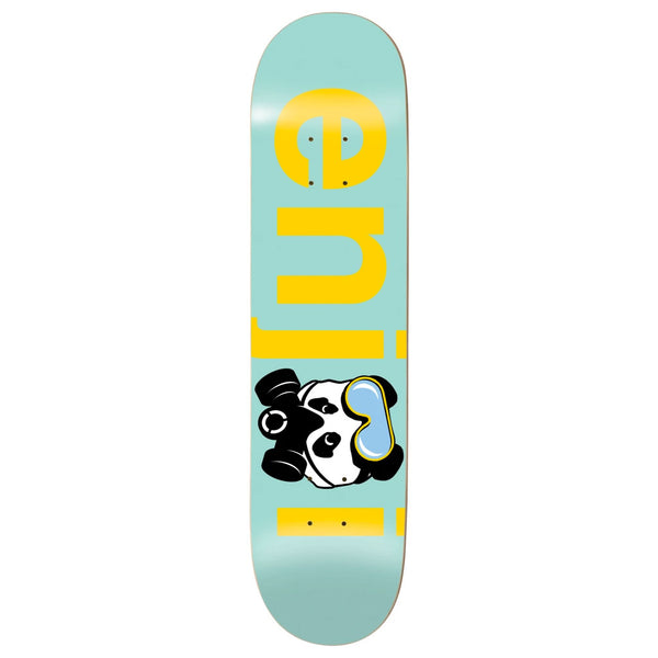 Enjoi No Brainer Gas Mask Mint 8.125