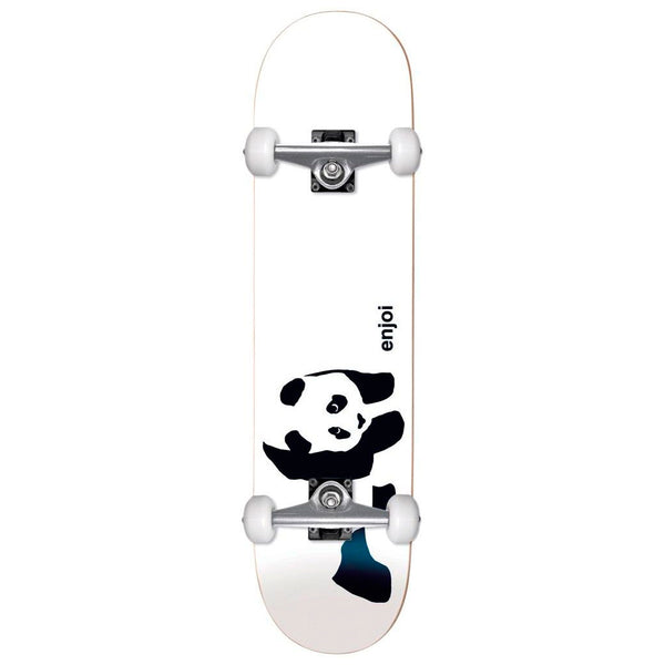 Enjoi Whitey Panda 6.75 Soft Top Resin Complete