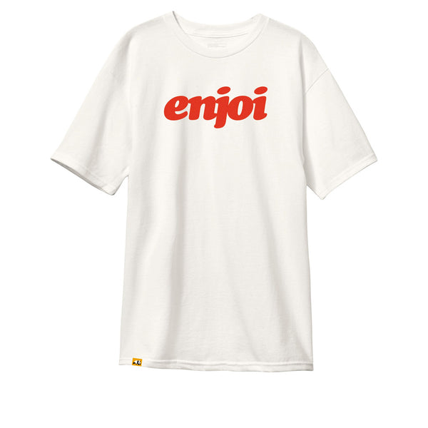 Enjoi Flocked Premium Tee