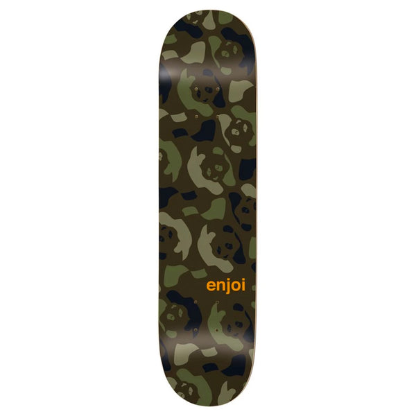 Enjoi Repeater Green Camo 8.375 HYB
