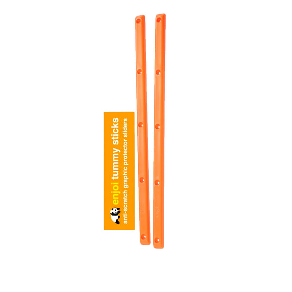 Enjoi Spectrum Tummy Sticks Rails Orange
