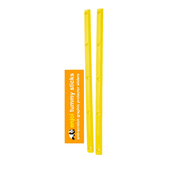 Enjoi Spectrum Tummy Sticks Rails Yellow