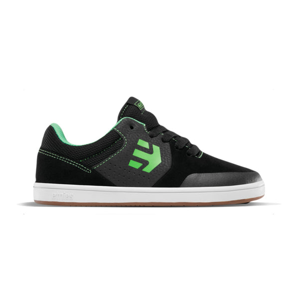 Etnies Marana Kids Black/ Lime Q.