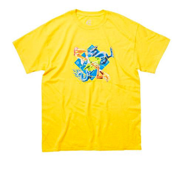 Evisen Kill Pill Yellow Tee