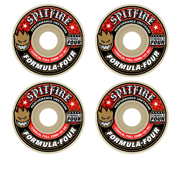 Spitfire Formula Four Conical Full 101D 53mm
