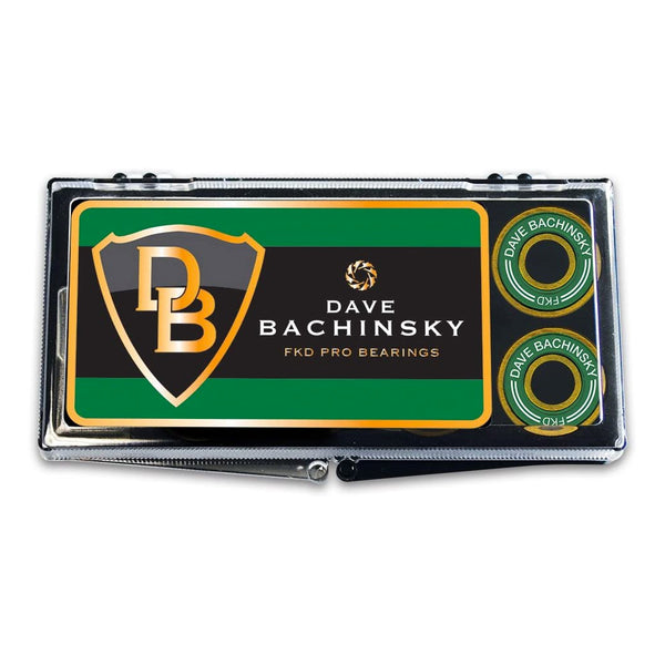FKD Pro Gold Bearings - Dave Bachinsky