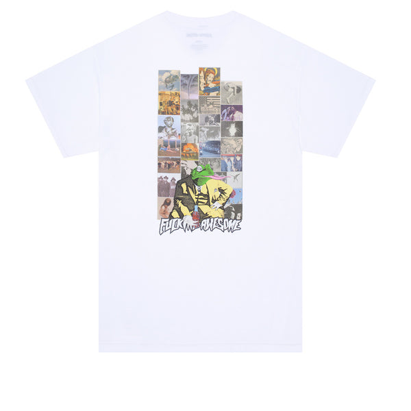 Fucking Awesome Frogman 2 Tee White