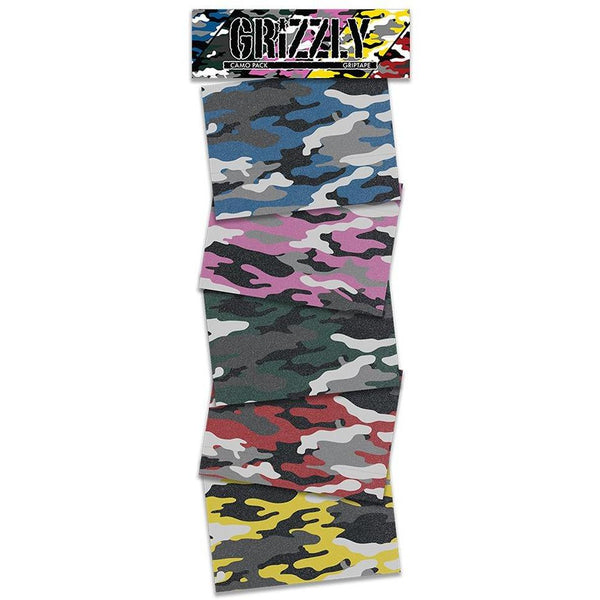 Grizzly Camo Pack
