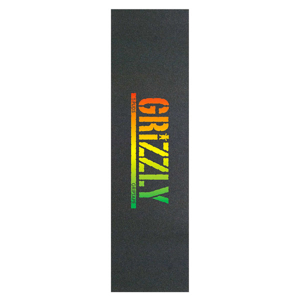 Grizzly T-Puds Rasta Stamp Grip