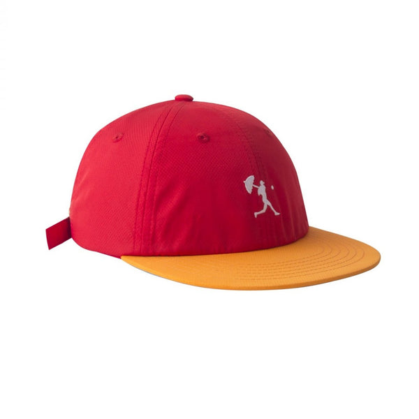Helas Cap Baller Red Orange