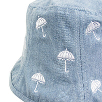 Helas Poppins Bucket Light Blue