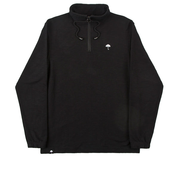 Helas Storm Quarter Zip Black