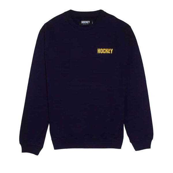 Hockey Standard Issue Crew Navy