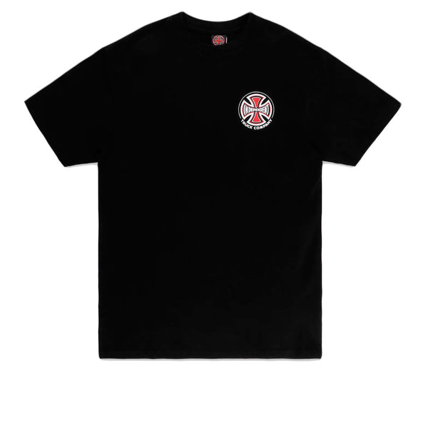 Independent Big Truck Co Tee Black