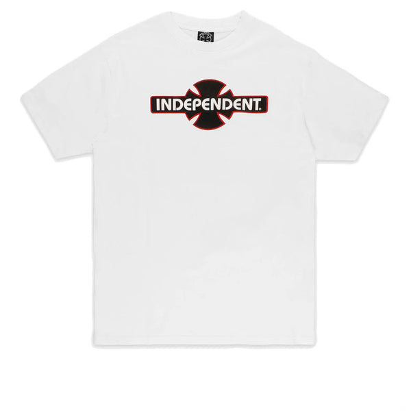 Independent Tee OGBC White
