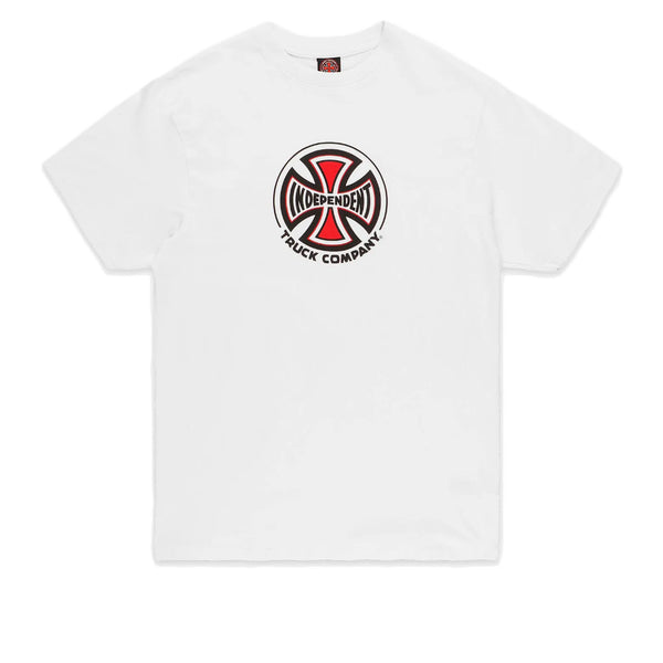Independent Tee Truck Co White