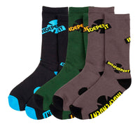 Independent Sock 3 Pack Generation BC