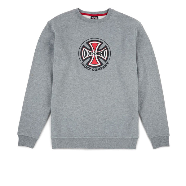 Independent Crew Truck Co Dark Heather