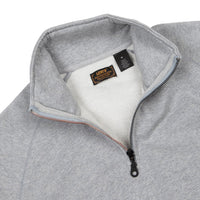 Levi's Skate Quarter Zip Sweat Rollerskate Heather