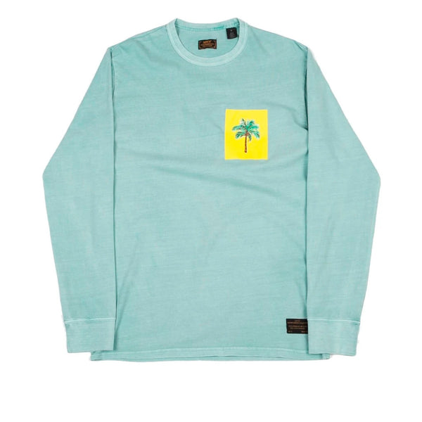 Levi's Skate Lonsleeve Tee LSC Wasabi Palm