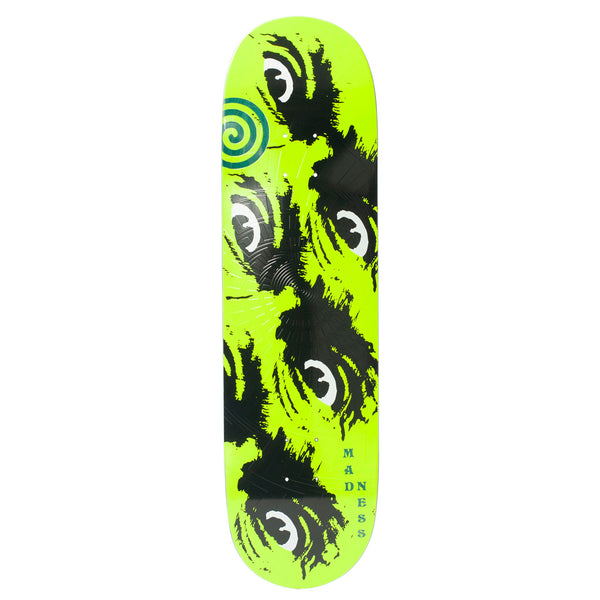 Madness Side Eye Neon Yellow 8.5 R7