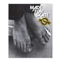 Made For Skate 10th Anniversary Book