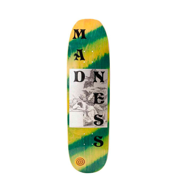 Madness Dreams Green 8.75 R7