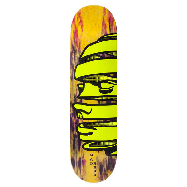 Madness Head Peel Yellow R7 8.375