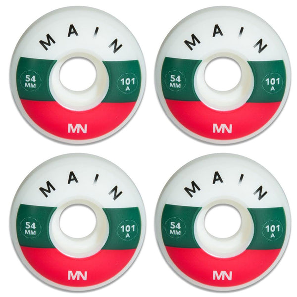 Main Wheels 54mm 101A