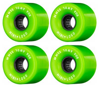 Mini Logo A.W.O.L. A-Cut Green 55MM 80A