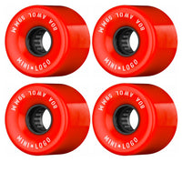 Mini Logo A.W.O.L. A-Cut Red 59MM 80A