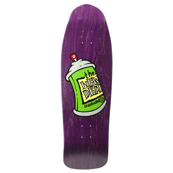 New Deal Spray Can Purple 9.75