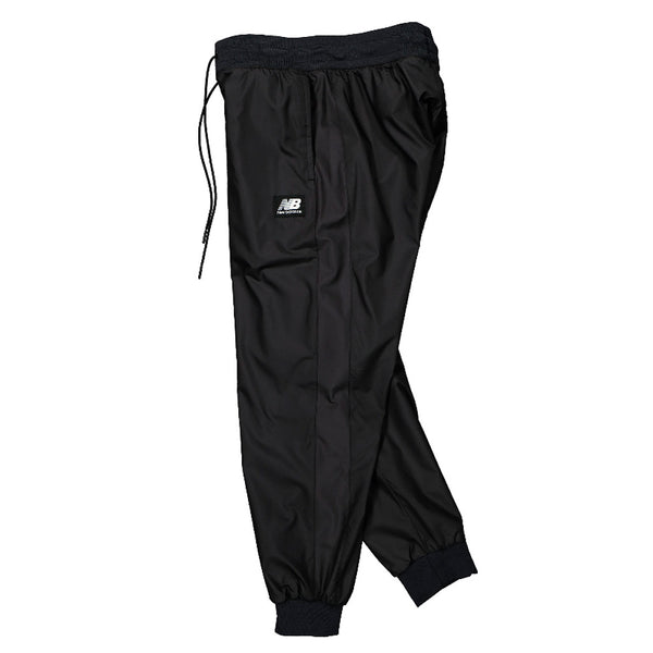 New Balance Athletics Archive Running Pant Black Q.