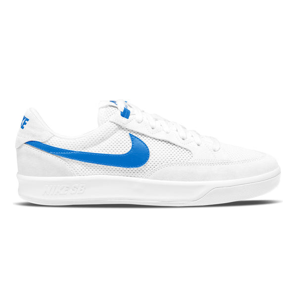 Nike Sb Adversary White / Photo Blue / White Q