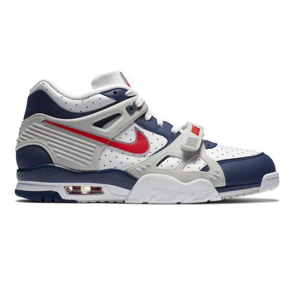 Nik Air Trainer 3 Midnight Navy / University Red