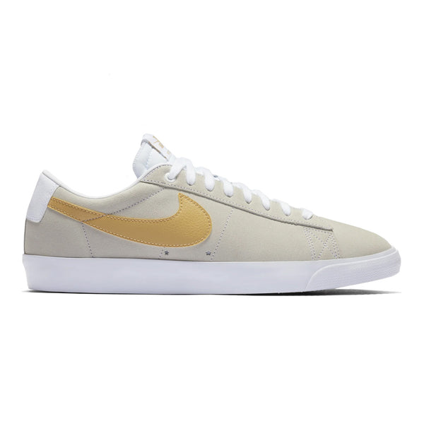 Nike Sb Blazer Low GT White / Club Gold / White / Light Thistle