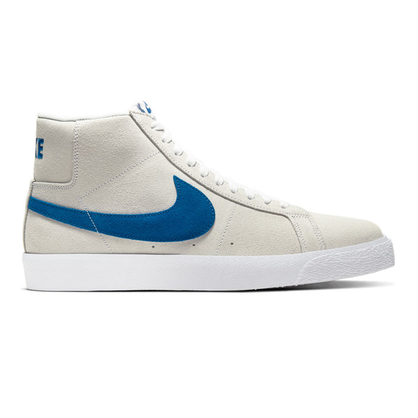 Nike Sb Zoom Blazer Mid White / Team Royal / White / Cerulean