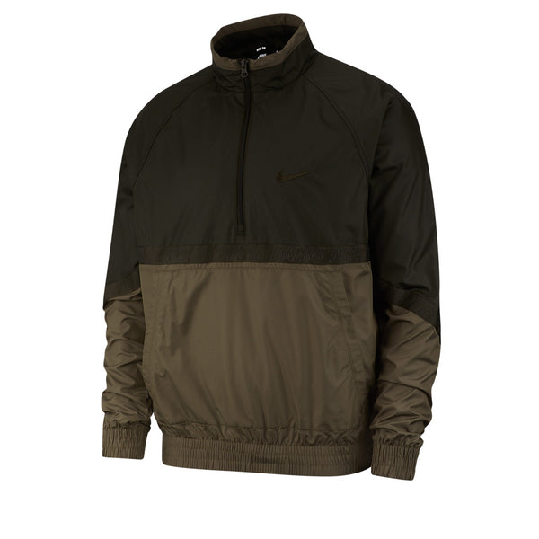 Nike Sb Skate Jacket Ishod Wair Medium Olive / Sequoia