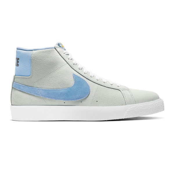 Nike SB Zoom Blazer Mid Photon Dust/ Psychic Blue