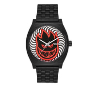 Nixon Time Teller Black / Fireball X Spitfire Collection