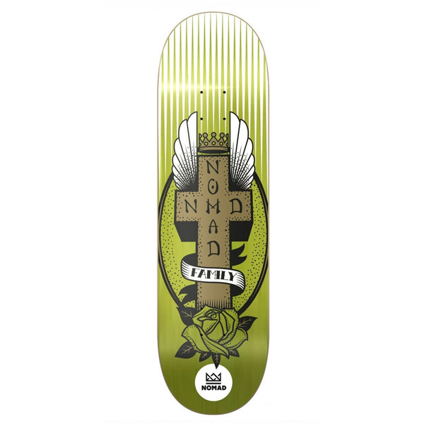 Nomad Team Lords Lime 8.0