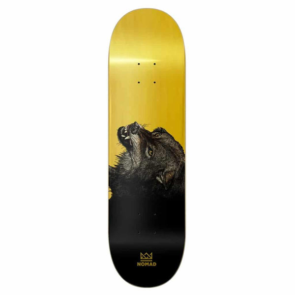 Nomad The Wolf Gold 8.25