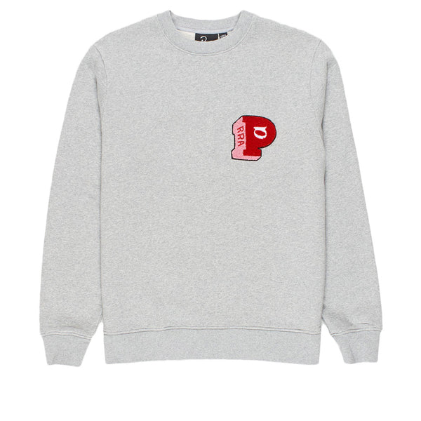 Parra Block P Crewneck Heather