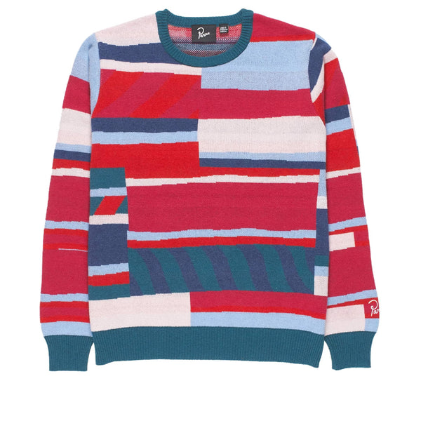 Parra Premium Stripes Knipped Pullover
