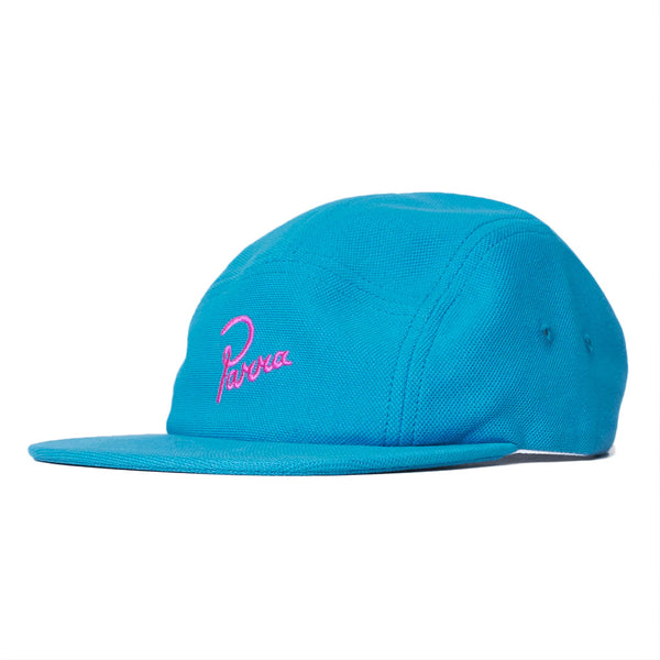 Parra Signature Volley 5 Panel Hat Caribbean