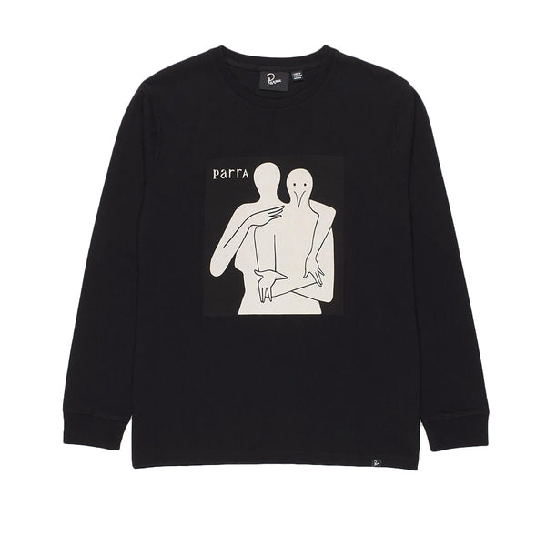 Parra Plastic People Long Sleeve Black